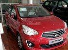 Mitsubishi Attrage 1.2 MT màu đỏ, nhập khẩu nguyên chiếc, giá: 375 tr tại Đà Nẵng, liên hệ: 09319111444 giá rẻ bất ngờ