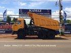 Thanh lý 6 xe Kamaz 15 tấn model 2016 | Kamaz 65115 cũ thanh lý