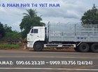 Tải thùng Kamaz 65117 (6x4) xe nhập khẩu mới 2016 tại Kamaz Bình Phước & Bình Dương