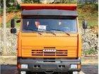 Bán xe ben Kamaz 65115 (6x4) 15 tấn mới 2016 nhập khẩu tại Bình Dương và Bình Phước