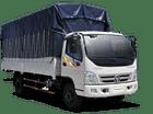 Bán xe Thaco Ollin 345 2.4 tấn, thùng 3.7m, vào thành phố được