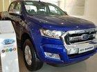 Bán Ford Ranger XLT 4x4MT model 2017 mới 100%, đủ màu giao xe ngay, nhập khẩu