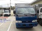 Bán xe tải Thaco Kia K165S tải trọng 2.4 tấn, lưu thông thành phố, bán xe trả góp với giá ưu đãi tại TP. HCM