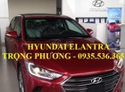 Bán Hyundai Elantra 2018 Đà Nẵng, liên hệ: Trọng Phương - 0935.536.365, hỗ trợ đăng ký Grab