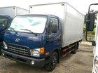 Bán xe tải Hyundai HD500 thùng kín tải trọng 5 tấn, xe tải Hyundai 5 tấn thùng kín, giá xe tải Hyundai 5 tấn thùng kín