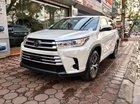 Bán xe Toyota Highlander LE 2.7 đời 2017, màu trắng, nhập khẩu Mỹ giá bán buôn, LH: 0948.256.912