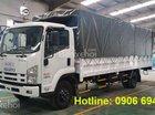 Bán xe tải Isuzu VM 8 tấn 2, thùng 7.1 mét, trả góp uy tín Sài Gòn
