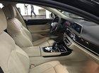 Bán ô tô BMW 7 Series 740Li Luxury 2017, màu đen, nhập khẩu nguyên chiếc