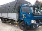 Xe tải Veam VT750 động cơ Hyundai turbo tăng áp, thùng dài 6m1, hỗ trợ trả góp 70%. Hotline 0911105444