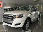 Bán Ford Ranger đời 2017, màu trắng, nhập khẩu chính hãng, 619 triệu