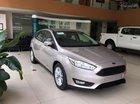 Bán xe Ford Focus Trend 1.5 Ecoboost Hatchback đời 2018, màu bạc, giá cực tốt tại An Đô Ford. L/H: 0907782222