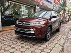 Bán xe Toyota Highlander LE đời 2017, màu đỏ đun, nhập khẩu Mỹ giá tốt nhất toàn quốc. LH: 0948.256.912