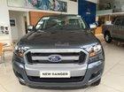 Ford Thủ Đô bán xe Ford Ranger 1 cầu, số sàn, giá rẻ nhất tại Hà Nam, trả góp 80%, LH: 0988587365