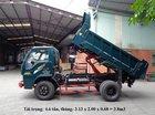 Thái Bình bán xe Ben cũ mới 3 tấn, 4 tấn, 5 tấn, LH 0964674331