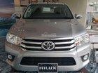 Bán Toyota Hilux 2.4E 2017 mạnh mẽ, tính tế, nhập khẩu nguyên chiếc từ Thái Lan