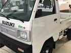 Cần bán Suzuki Super Carry Truck đời 2018, màu trắng, hỗ trợ phí trước bạ