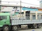 Xe tải Howo 4 chân 17t9 cầu Man cabin T5G