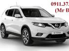 Bán Nissan X - Trail 2018, giao xe sớm, đủ màu, giá cạnh tranh, hỗ trợ trả góp lên đến 80% - L/H: 0912.60.3773