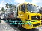 Bán xe tải Dongfeng Hoàng Huy 4 chân 17.9 tấn (17T9) nhập khẩu