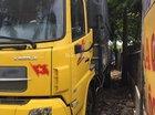 Bán xe trả góp Dongfeng Hoàng Huy 4 chân đời 2014 đã qua sử dụng, tổng tải 30 tấn, tải trọng 17.9 tấn