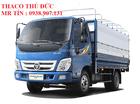 Bán xe tải nhẹ máy dầu, chạy trong thành phố Ollin345 tải trọng 2.4 tấn
