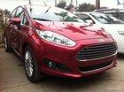 Ford Fiesta năng động, trẻ trung, an toàn không kém phần tinh tế. Giá tốt, đủ màu