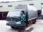 Mua bán xe tải thùng kín 4.75 tấn, 4 tấn rưỡi Chiến Thắng tại Thái Bình - 0964674331