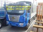 Bán xe tải Faw 9.6 tấn (9T6) động cơ 160HP nhập khẩu thùng dài 7.5 mét
