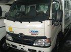 Cần bán xe Hino XZU 720 năm 2017, màu trắng, nhập khẩu nguyên chiếc giá cạnh tranh