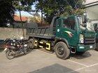 Xe Ben Cửu Long 9.5 tấn Howo Sinotruck tại Hải Phòng