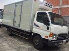 Bán xe tải Veam Hyundai HD800 8T, thùng mui kín