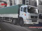 Bán xe tải trên 10 tấn đời 2017, giá 645tr