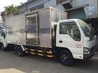 Bán xe tải Isuzu 2,4 tấn, đời 2018, trả trước 70tr nhận xe ngay