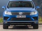 Cần bán xe Volkswagen Touareg GP 2016, màu xanh lam, nhập khẩu