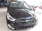 Cần bán xe Hyundai Accent 1.4AT đời 2017, màu đen