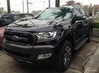 Cần bán xe Ford Ranger Wildtrak 2.0 4x2 đời 2018, màu đen, nhập khẩu