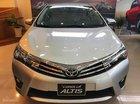 Cần bán Toyota Corolla Altis 1.8G CVT đời 2017, màu bạc, 707tr