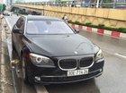 Bán BMW 7 Series 740Li sản xuất 2010, màu đen