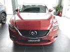 Cần bán Mazda 6 Facelift đời 2017, màu đỏ, giá tốt
