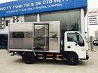 Hãng Isuzu bán xe 1.9 tấn, thùng kín lửng Hải Phòng 0906093322