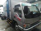 Bán xe Jac 4T95 màu xám, CN Isuzu chính hãng, vay 90% giá trị xe