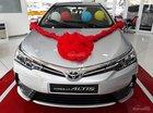 Bán Toyota Corolla altis 1.8 CVT đời 2017, màu bạc