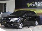 Bán Chevrolet Aveo LTZ 1.5AT 2014, màu đen
