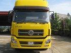 Bán Dongfeng (DFM) L375 6x4 đời 2017, màu vàng, nhập khẩu, 700tr
