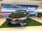 Bán ô tô Toyota Corolla altis 1.8G CVT đời 2017, màu nâu