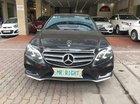 Cần bán lại xe Mercedes E250 đời 2015, màu đen, nhập khẩu nguyên chiếc như mới