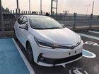 Bán ô tô Toyota Corolla Altis 1.8 CVT năm sản xuất 2017, màu trắng, giá 690tr