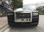 Bán Rolls-Royce Ghost model 2017, màu đen, giá tốt: 0903 268 007