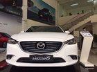 Bán xe Mazda 6 Facelift đời 2017, màu trắng