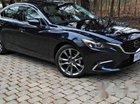 Cần bán Mazda 6 Facelift 2017, màu xanh